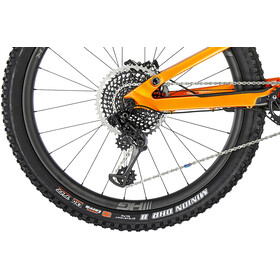 "Cannondale Jekyll Carbon 1 27,5"" tangerine"